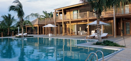 Parrot Cay, the residence