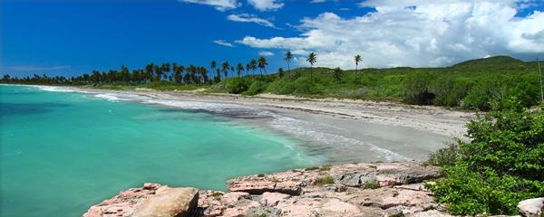 Puerto Rico Guanica Beach