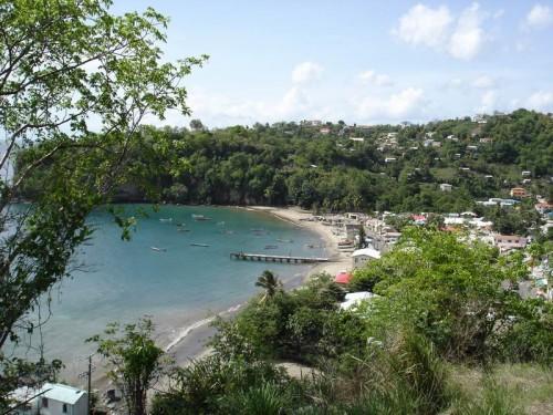 island of St. Lucia