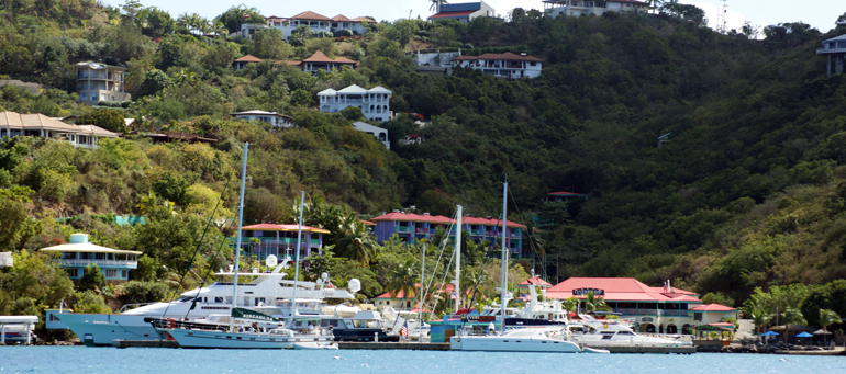 Leverick Bay resort and Marina