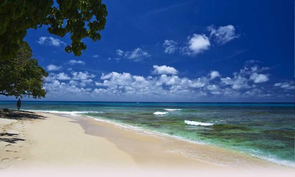 Sandy Lane Barbados beach