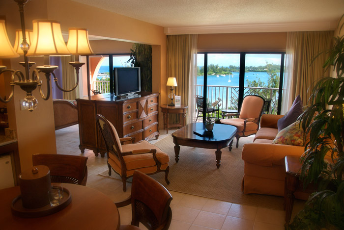 Grotto Bay Suite
