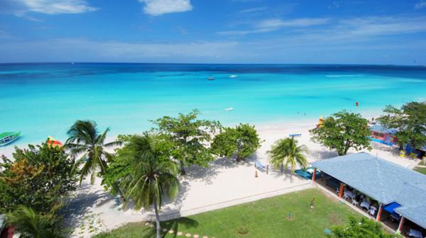 Antigua beaches - Grand Pineapple Beach Club