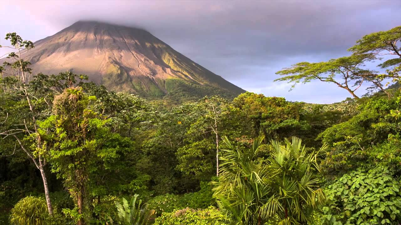 Fascinating Pleasures at the Arenal Volcano