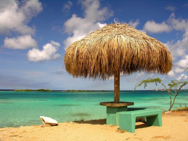Aruba Lagoon beach
