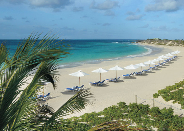 Cuisinart Resort and Spa  beach