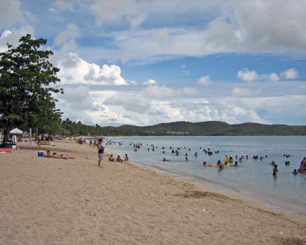 Cabo Rojo beach