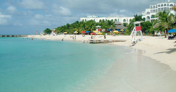 Montego Bay Doctors Cave Beach