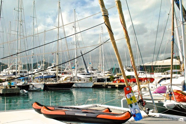 antigua yachting