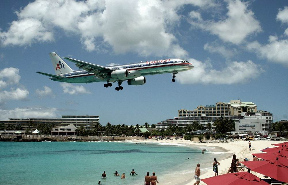 effects of tourism on st maarten