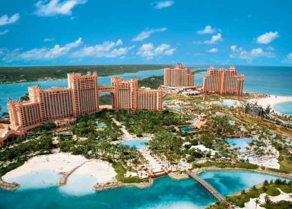 Atlantis, Paradise-Island