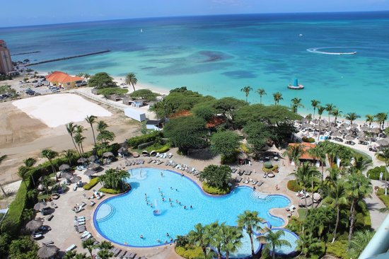 Westin Resort Palm Beach Aruba