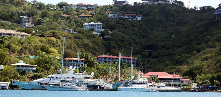 Leverick Bay resort and Marina