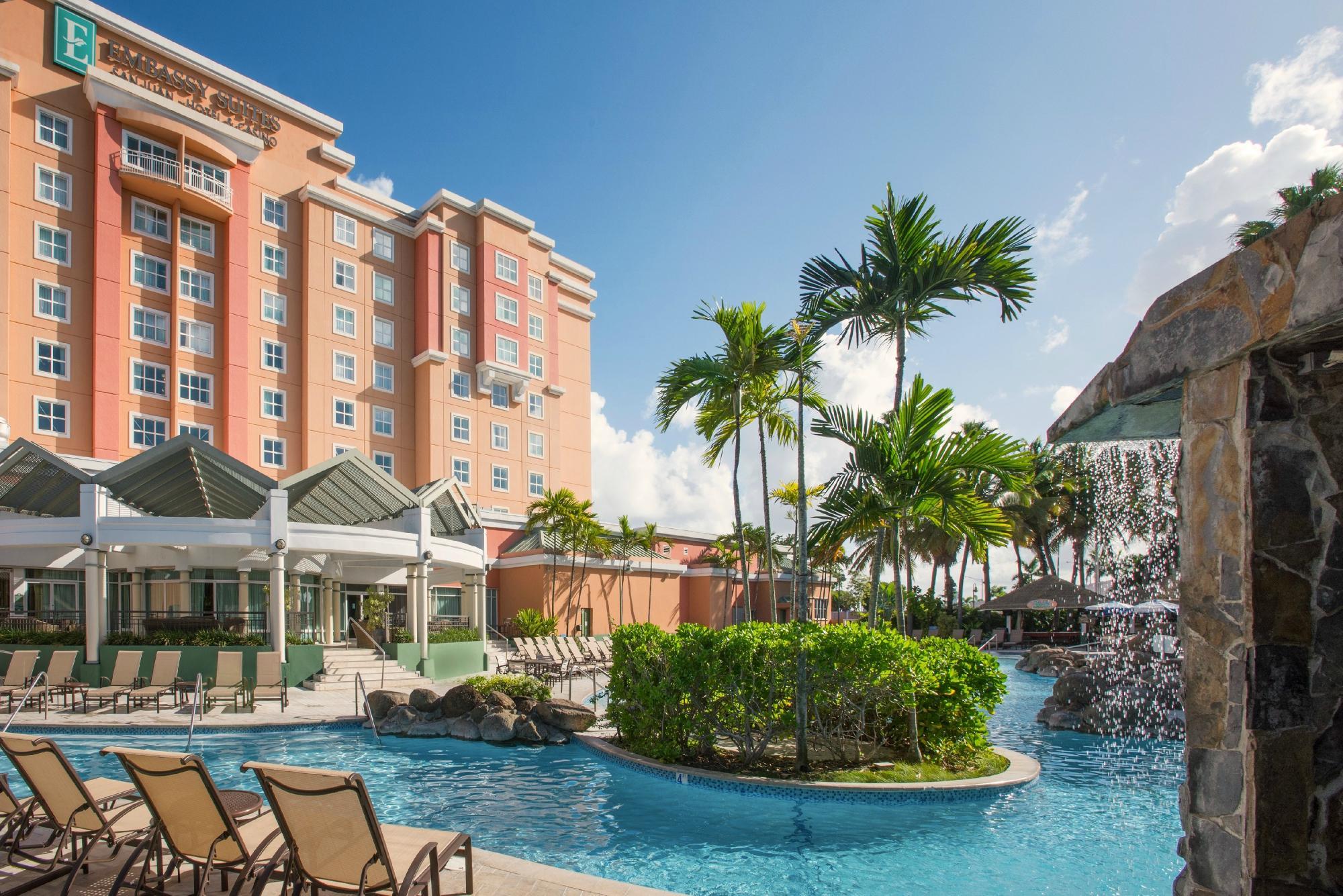 Embassy Suites El San Juan Casino