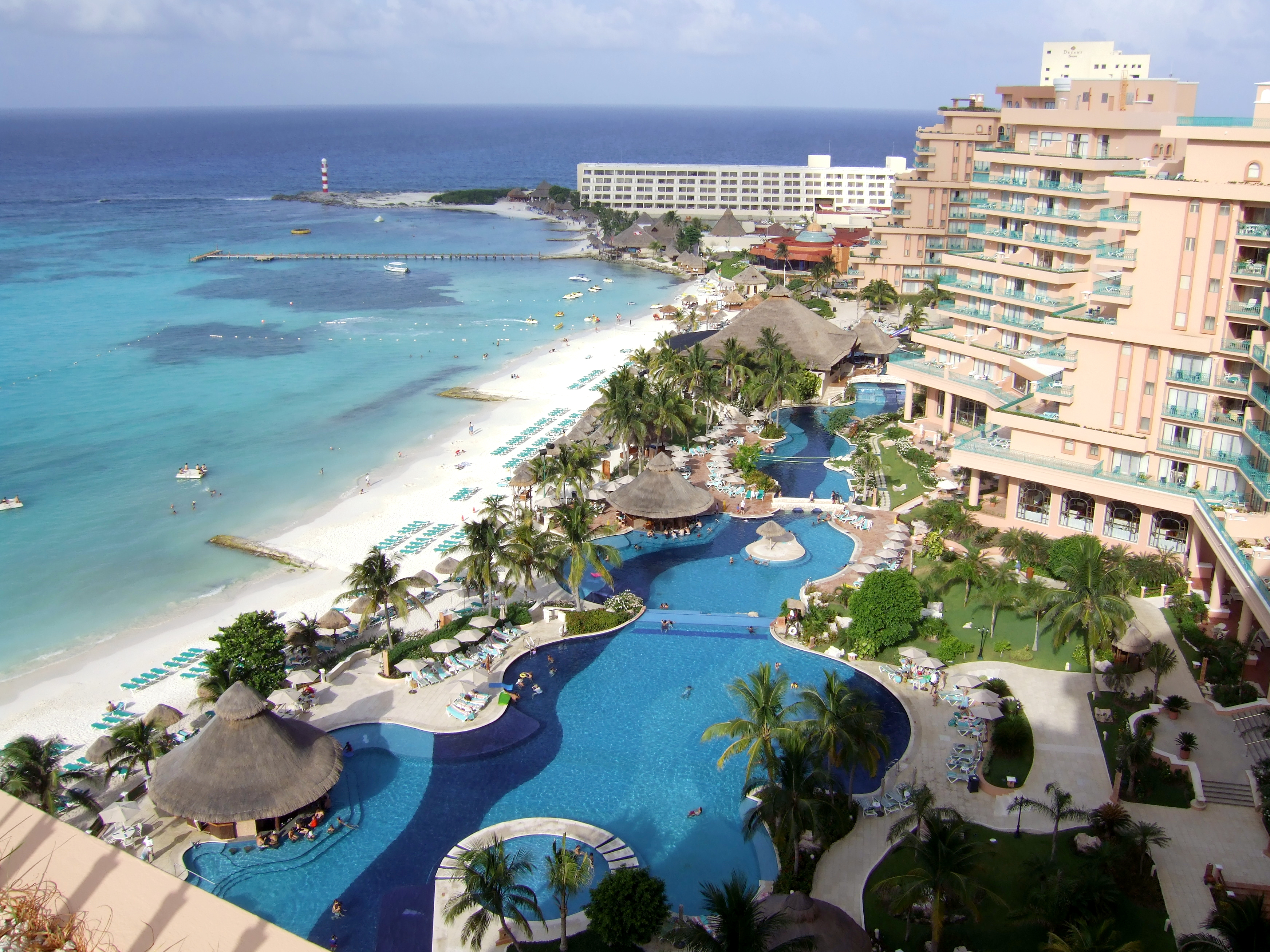 Best Luxury Hotels In Cancun Mexico Caribbean All Inclusive Resorts And Vacations Guide To